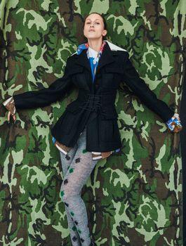 Lindsey Wixson by Ryan mcginley fashion spot