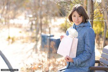 [無碼]最新加勒比 031315-827 我的女友是 瀧川 Erina